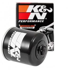 Filtro de Óleo K&N para motos KN-303
