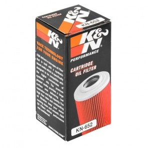 Filtro de Óleo K&N para motos KN-652