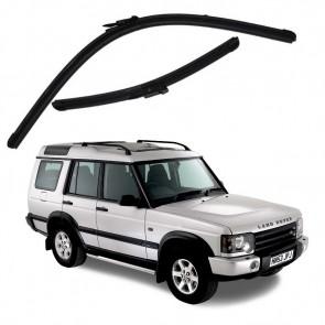 Kit Palhetas para Land Rover Discovery Ano 2005 - Atual