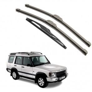 Kit Palhetas Dianteira e Traseira para Land Rover Discovery 2005 a Atual
