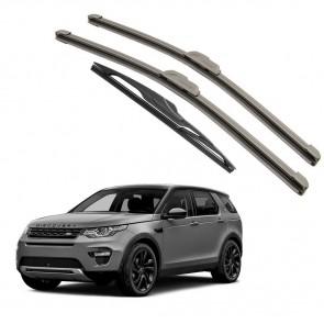Kit Palhetas Dianteira e Traseira para Land Rover Discovery Sport 2015 a Atual