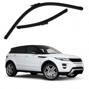 Kit Palhetas para Land Rover Evoque Ano 2012 - Atual