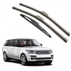 Kit Palhetas Dianteira e Traseira para Range Rover Vogue 2011 A Atual