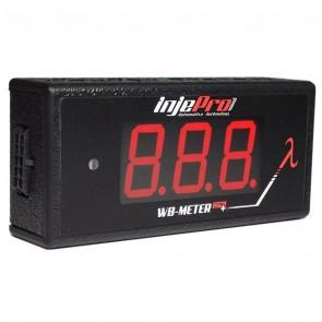 Leitor e Condicionador de Sonda Lambda INJEPRO Wb Meter Can+