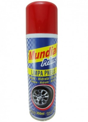 Limpa Pneus Spray Mundial Prime 350ml