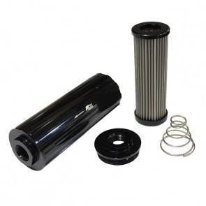 Filtro de Combustível Linha Street G 8AN / AN8 - 30 Microns - Preto