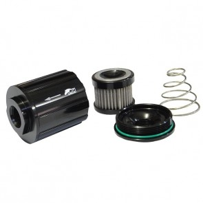 Filtro de Combustível Linha Street P 10AN / AN10 - 30 Microns - Preto