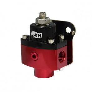 Dosador de Combustível 1:1 para Motores Carburados 5-12PSI - Preto e Vermelho