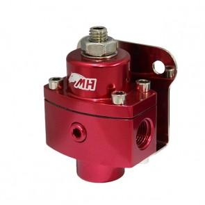 Dosador de Combustível 1:1 para Motores Carburados 5-12PSI - Vermelho