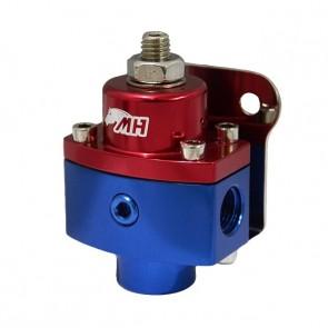Dosador de Combustível 1:1 para Motores Carburados 5-12PSI - Azul e Vermelho