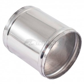 "Tubo em Aluminio Reto 2"" polegada x 76mm"