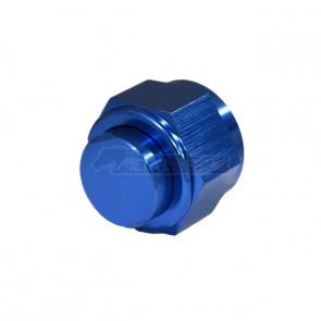 Tampão AN Cônico Fêmea 16AN / AN16 - Azul