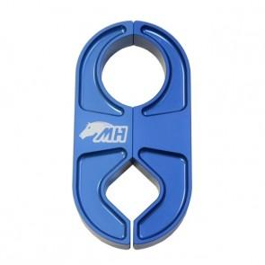 Suporte para Garrafa de CO2 44-50mm - Azul