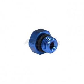 Tampão para Rosca 4AN / AN4 - Azul