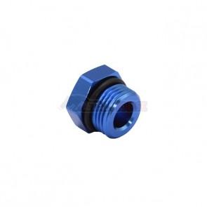 Tampão para Rosca 8AN / AN8 - Azul