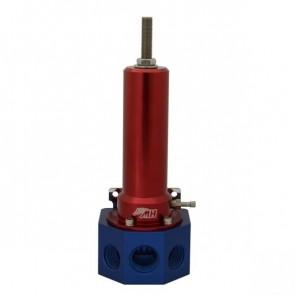 Dosador de Combustível 1:1 para Bombas Mecanicas 40-100PSI - Vemelho/Azul