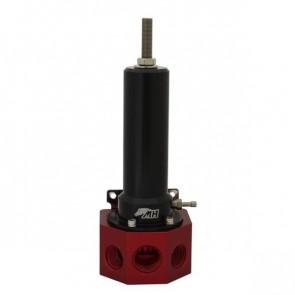 Dosador de Combustível 1:1 para Bombas Mecanicas 40-100PSI - Preto/Vermelho
