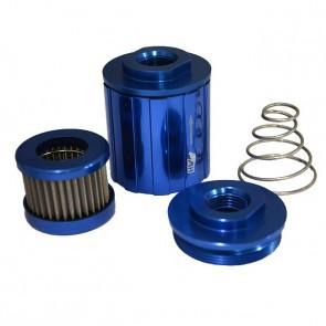 Filtro de Combustível Linha Street P 8AN / AN8 - 70 Microns - Azul