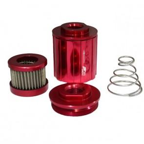 Filtro de Combustível Linha Street P 8AN / AN8 - 150 Microns - Vermelho