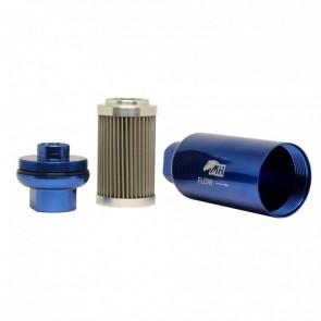 Filtro de Combustível Especial Para Alta Vazão 10AN / AN10 - 150 Microns - Azul