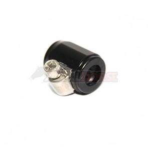 Abraçadeira Aeroquip 5AN / AN5 D.I. 14.3mm - Preto