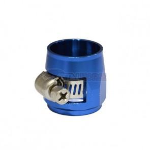 Abraçadeira Aeroquip 8AN / AN8 D.I. 17.75mm - Azul
