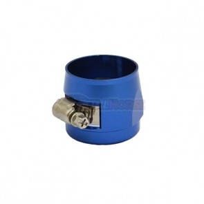 Abraçadeira Aeroquip 24AN / AN24 D.I. 44.5mm - Azul