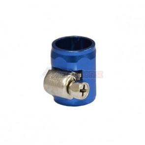 Abraçadeira Aeroquip 5AN / AN5 D.I. 14.3mm - Azul