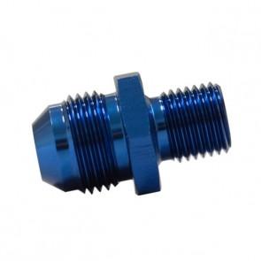 Adaptador Métrico M14X1.5 para Macho Cônico 8AN / AN8 - Azul