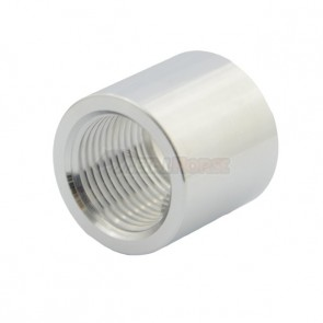 Niple para Soldar Fêmea Oring 10AN / AN10 - Alumínio