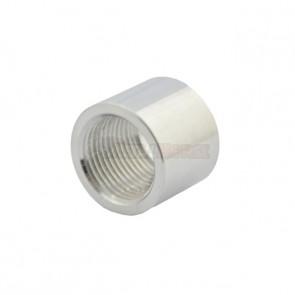 Niple para Soldar Fêmea Oring 12AN / AN12 - Alumínio