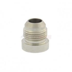 Niple para Soldar Macho Cônico 12AN / AN12 - Inox
