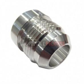 Niple para Soldar Macho Cônico 12AN / AN12 - Alumínio