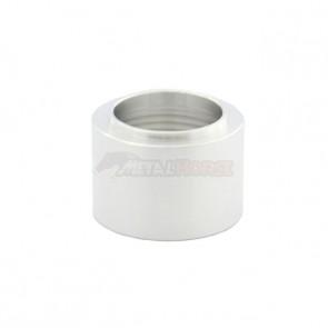 Niple para Soldar Fêmea Oring 16AN / AN16 - Aluminio