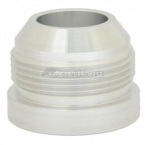 Niple para Soldar Macho Cônico 20AN / AN20 - Alumínio