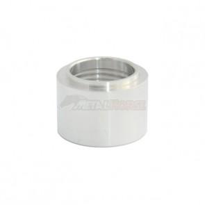 Niple para Soldar Fêmea Oring 8AN / AN8 - Aluminio