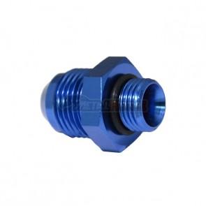 Adaptador Oring 6AN / AN6 para Macho Cônico 10AN / AN10 - Azul