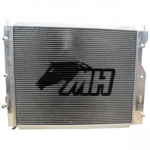 Radiador de Água Racing para Ford Mustang V8 05-14 - Montagem Original