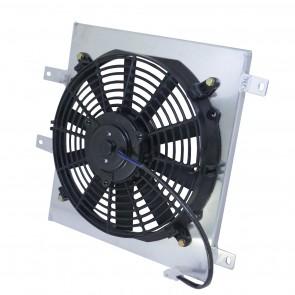 Ventoinha com Difusor de Ar para Radiador de Água MHRAD-15