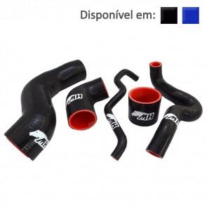 Kit de Mangueiras de Pressurização em Silicone para VW / Audi Golf 1.8t 20v