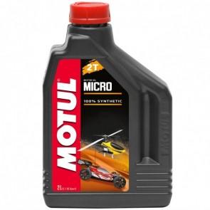 Motul Micro 2T 100% Sintético 2 Litros