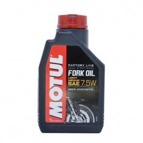 Óleo Motul Fork Oil Factory Line 7,5W 1L