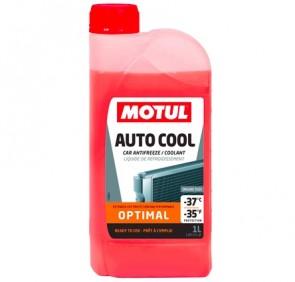 Fluido para Radiador Auto Cool Optimal (pronto para uso) 1L - Motul