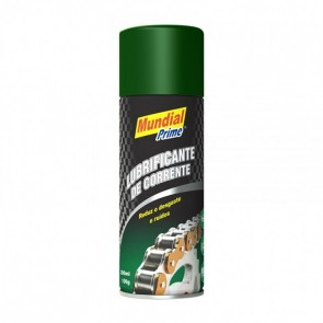 Lubrificante para Correntes Spray - Mundial Prime 200ml