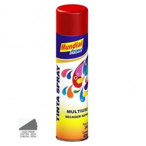 Tinta Spray Primer Universal (Cinza) Multiuso de Secagem Rápida