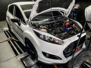 Reprogramação ECU TCU Stage 1 Remap - Ford New Fiesta 1.6