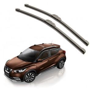 Kit Palhetas para Nissan Kicks Ano 2017 - Atual
