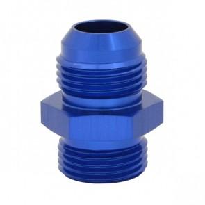 Niple Adaptador Oring 12AN Cônico 12AN - Azul