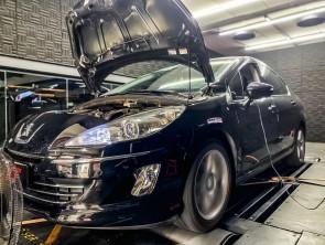 Reprogramação ECU TCU Stage 1 Remap - Peugeot 408 THP