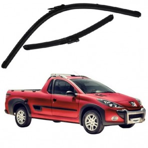 Kit Palhetas para Peugeot Hoggar Ano 2010 - Atual